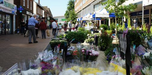 An image relating to Farmers' and Craft Market