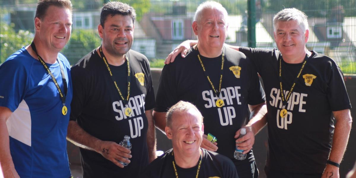 Shape up group pic