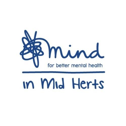 Mind in Herts new logo