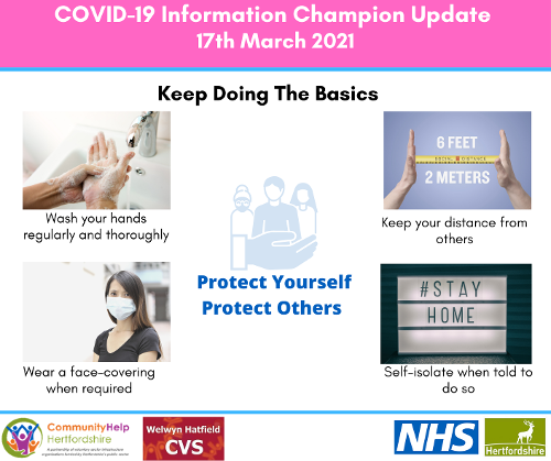 Stay Safe Covid Champion image