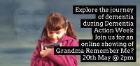 Image for Online showing of 'Grandma Remember Me?'